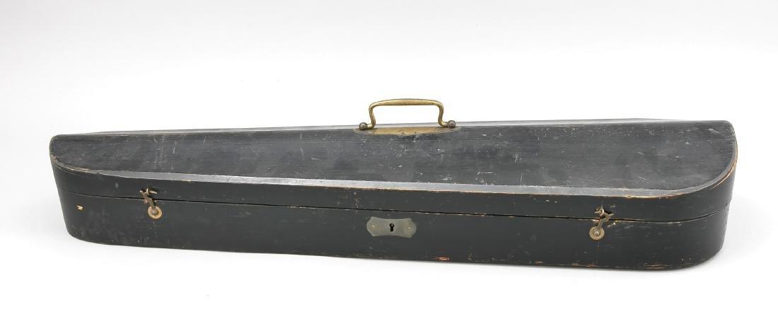 Geige von Ackermann & Lesser, Dresden 1910, in altem - 2