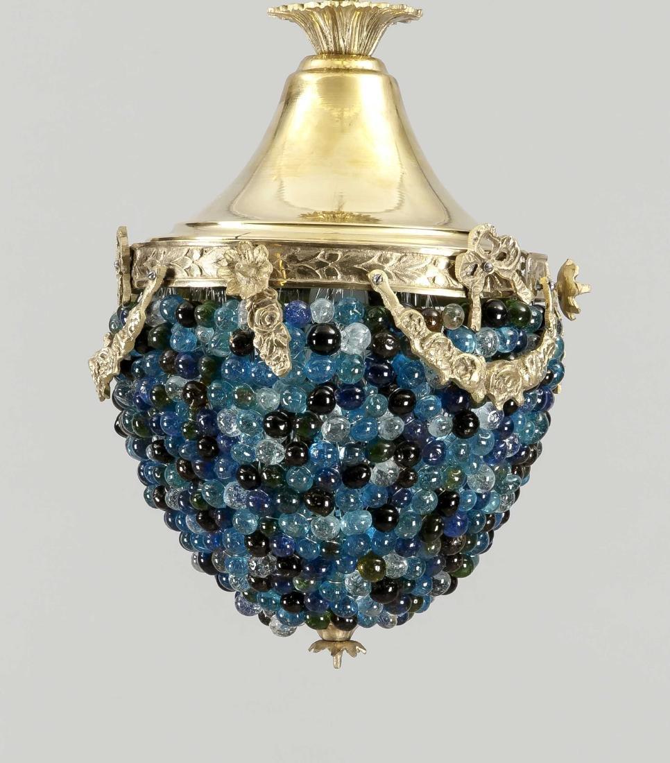 Dekorative Deckenlampe des 21. Jh., elektr., 1-flg.,