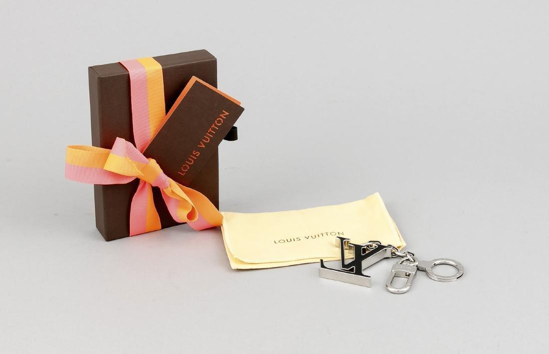 Louis Vuitton Schlüsselanhänger in Geschenkbox, 9 x 14
