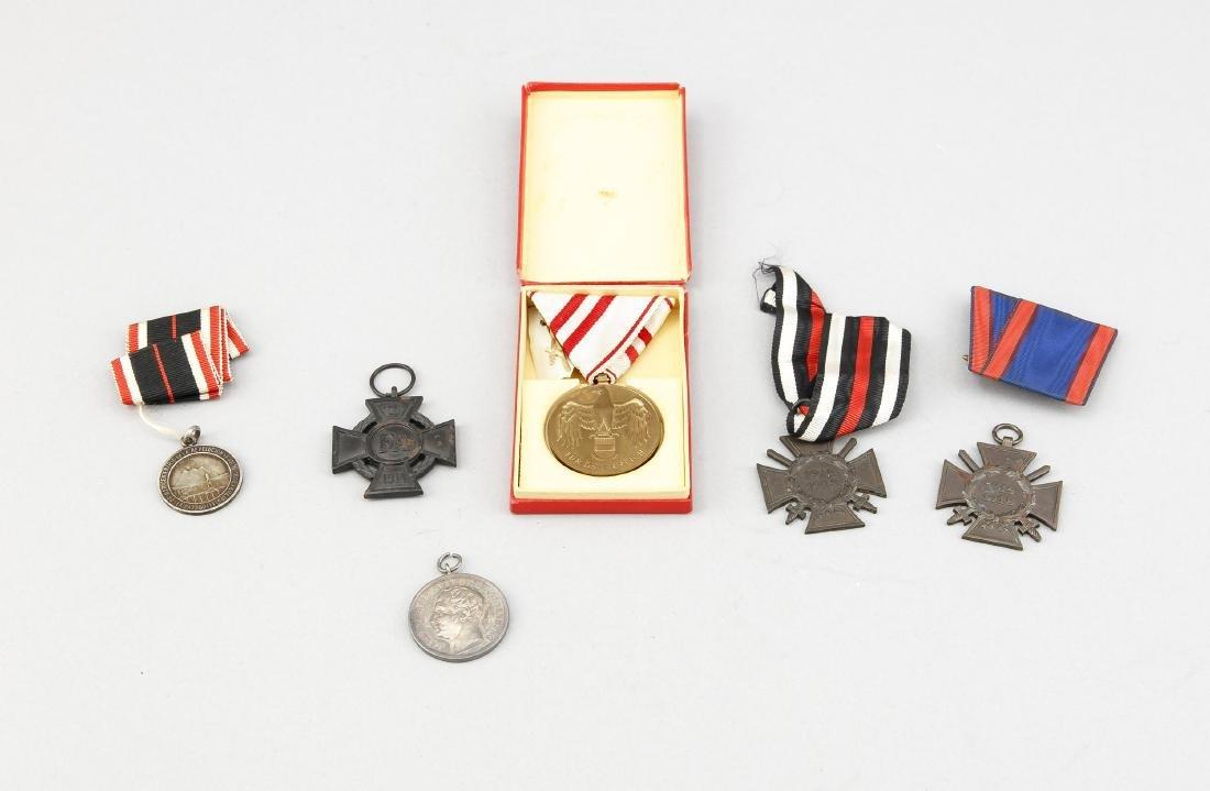 Konvolut Orden 1. Wk, Deutschland und Österreich,