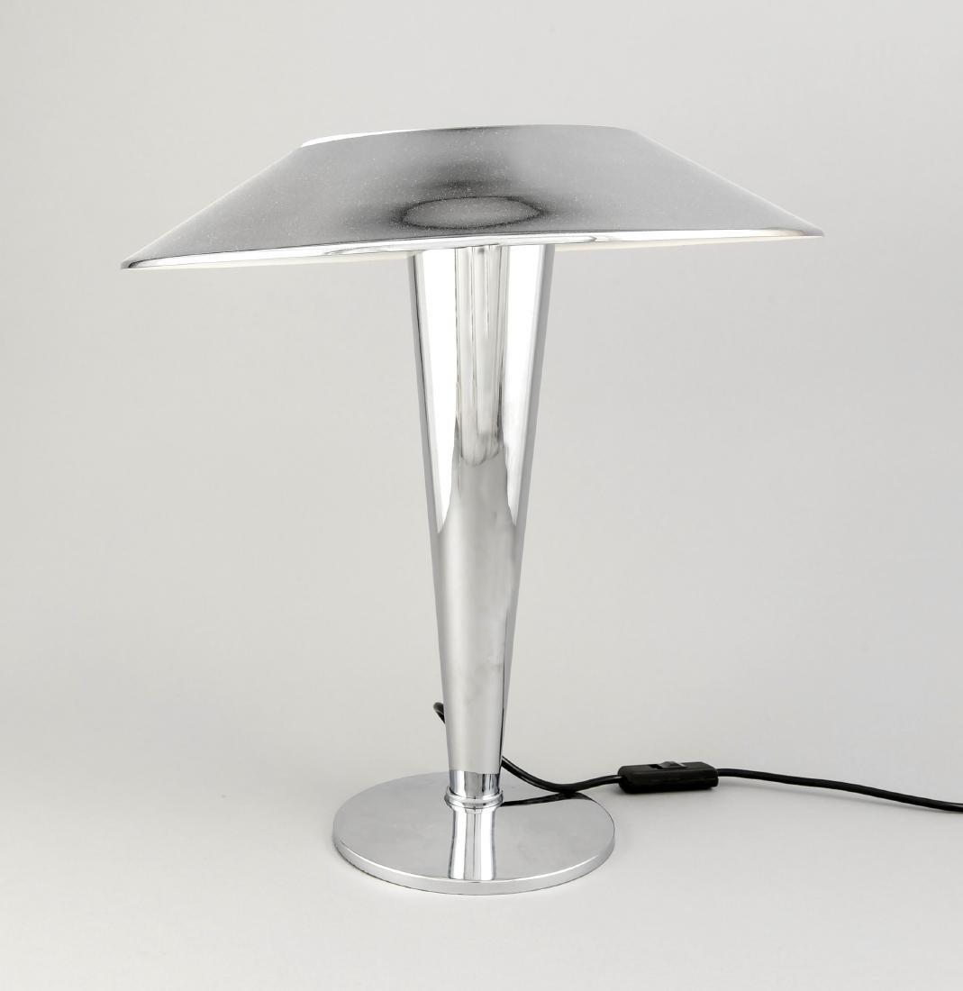 Tischlampe, Frankreich 1980er Jahre, eölektr., 1-flg.,