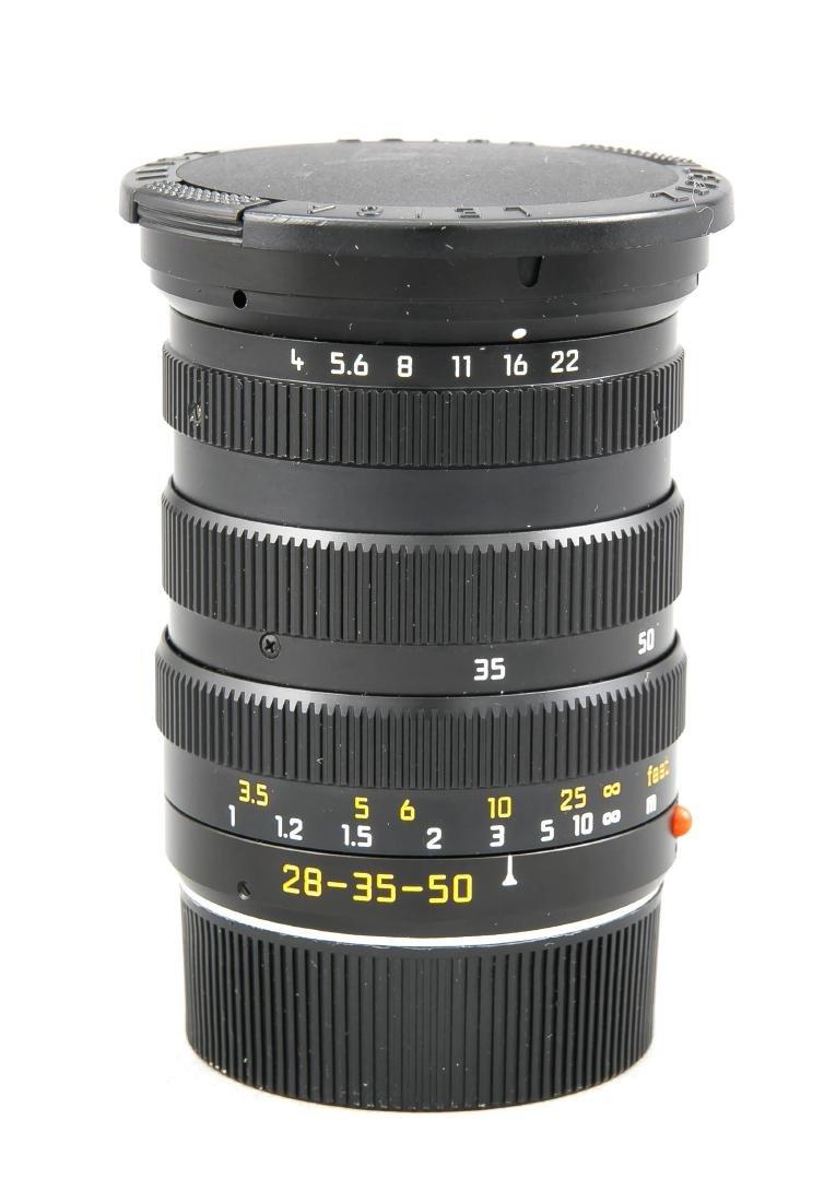 Leica Tri-Elmar-M 1:4/28-35-50 ASPH. E 55 3772224 - 2