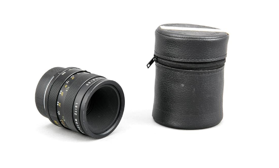 Leica Macro-Elmarit-R 1:2.8/60 3336928 Objektiv mit