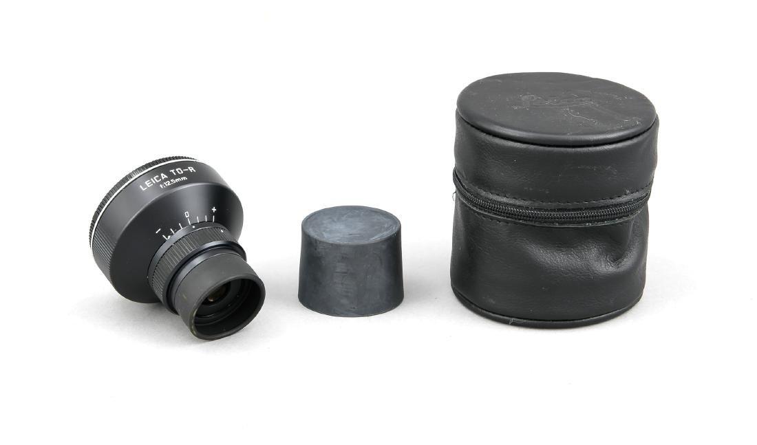 Leica TO-R Teleskop-Okular f:12.5mm, mit beiden