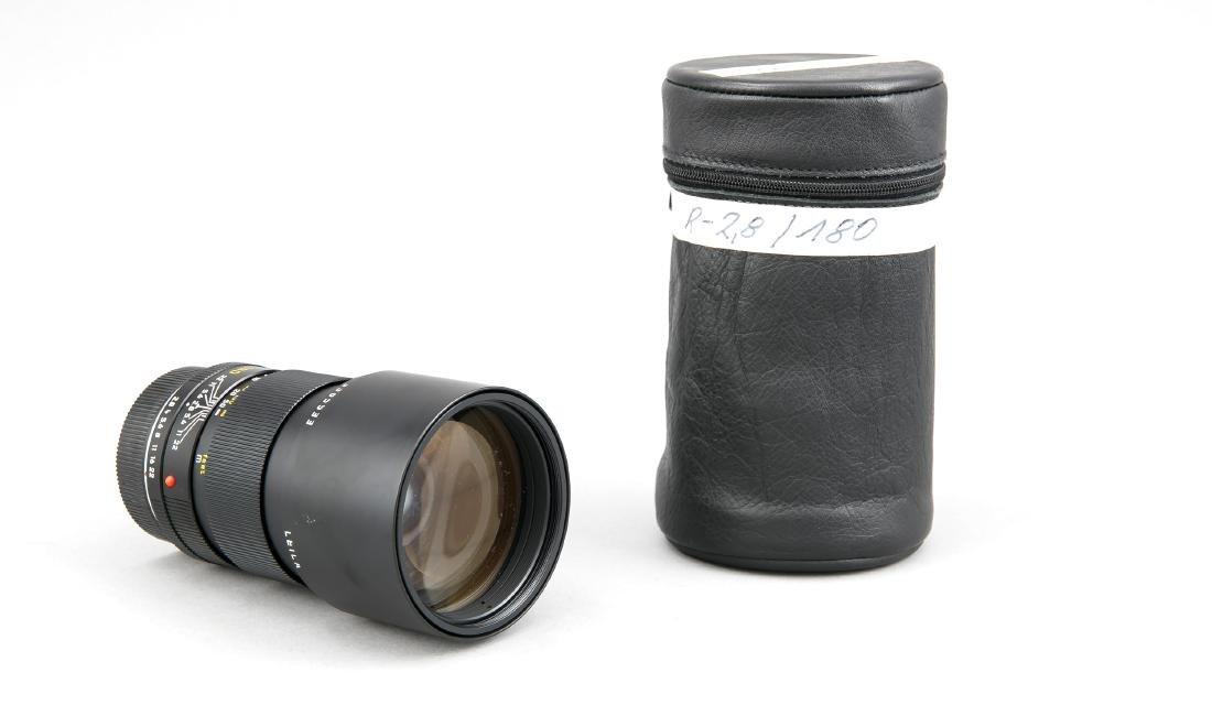 Leica Elmarit-R 1:2.8/180 E67 3565533 Objektiv mit