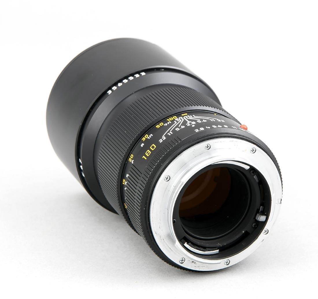 Leica Elmarit-R 1:2.8/180 E67 3565533 Objektiv mit - 3