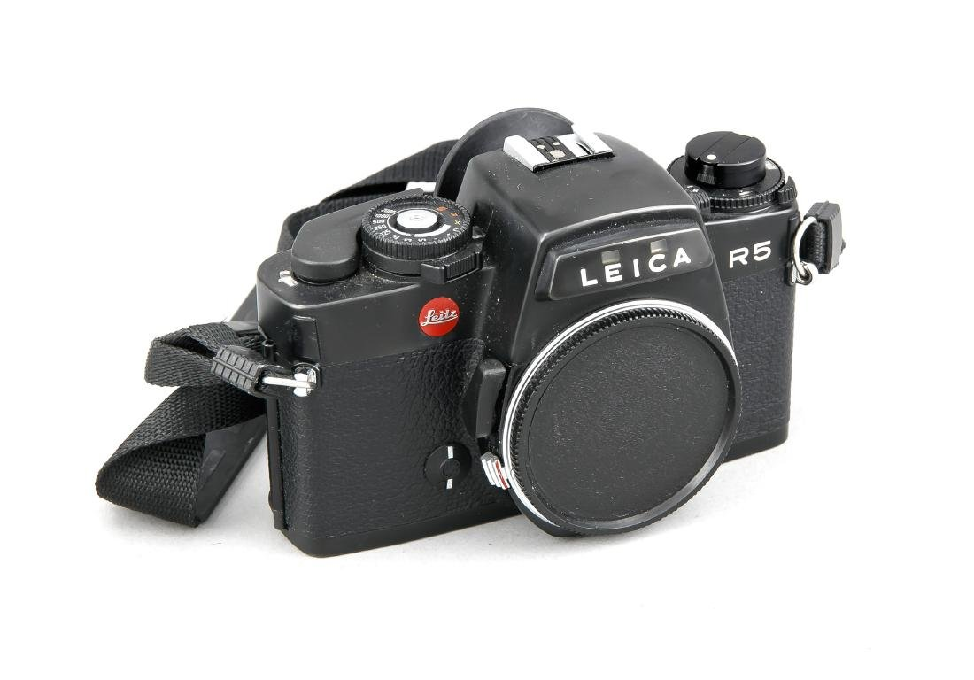 Leica R5 Kamerakorpus, 1715894   German:   Leica R5