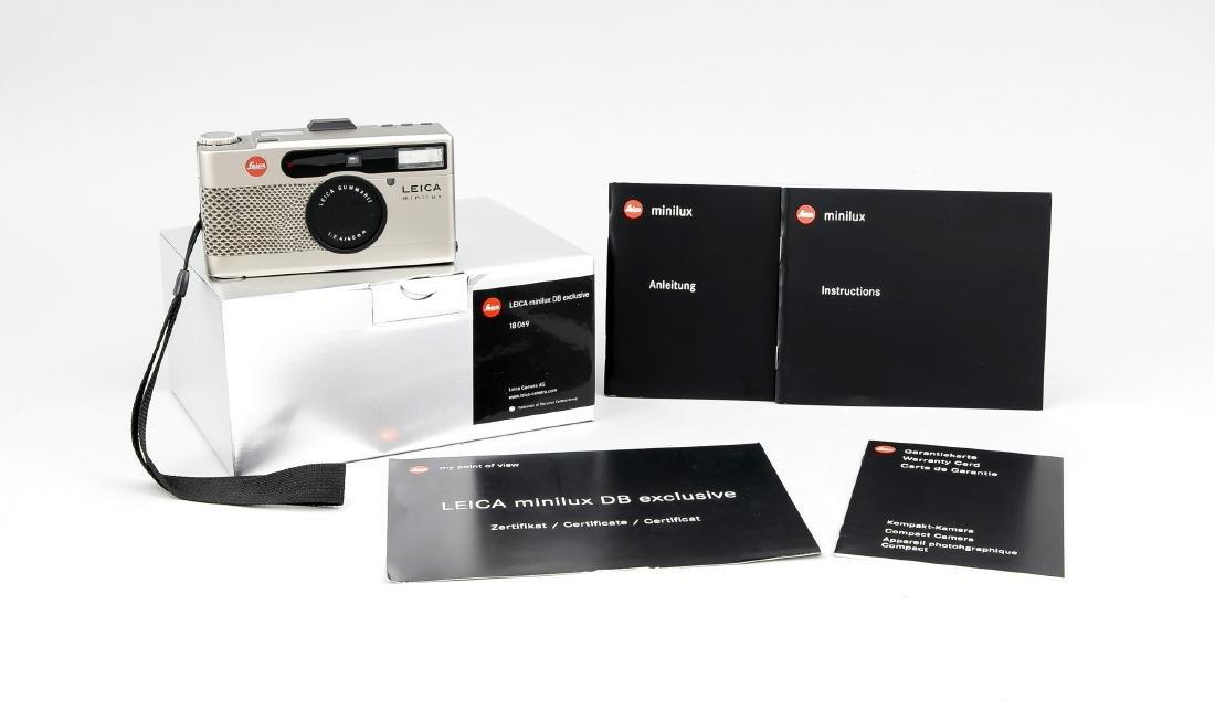 Leica Minilux DB 18069 mit Summarit 1:2.4/4mm in