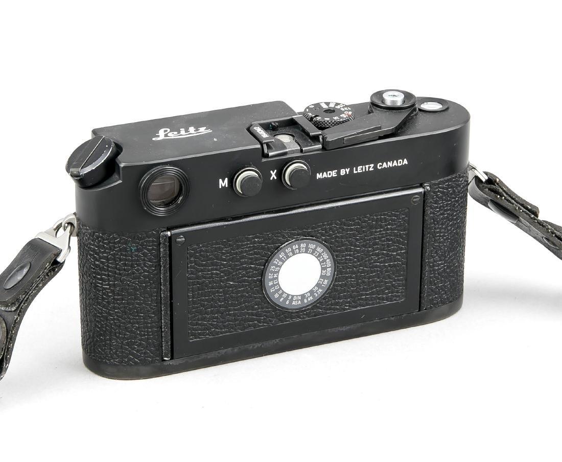 Leica M4-P Kameragehäuse in schwarz, 1545342, Leitz - 2