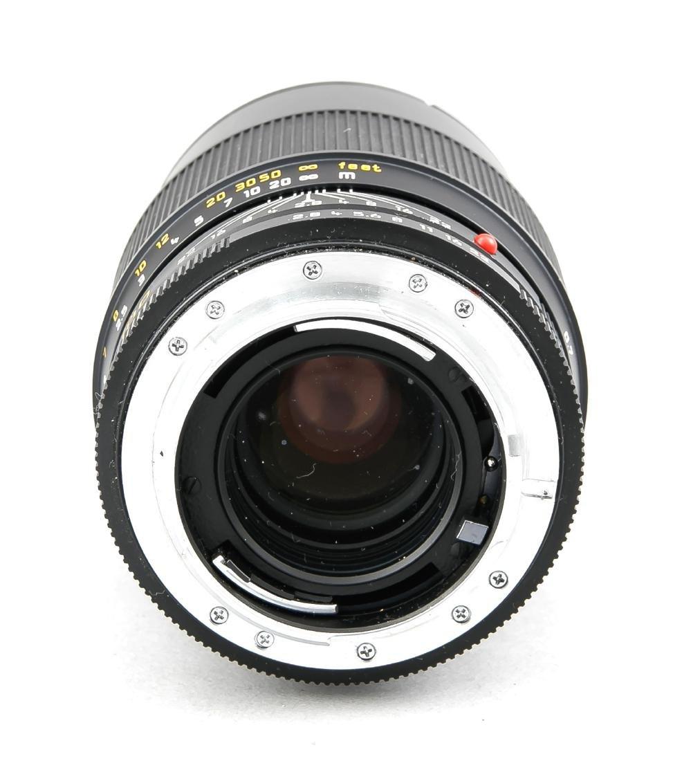 Leica APO-Macro-Elmarit-R 1:2.8/100 E60 Objektiv mit - 3