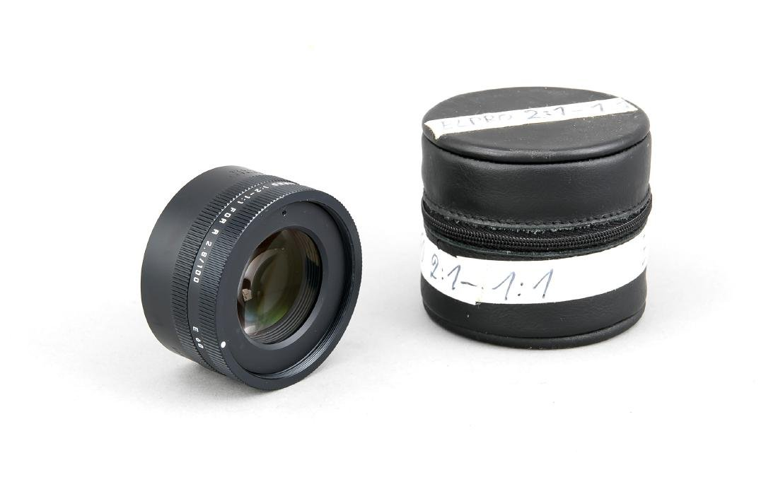 Leica Elpro 1:2-1:1 For R 2.8/100 Linse 16545,