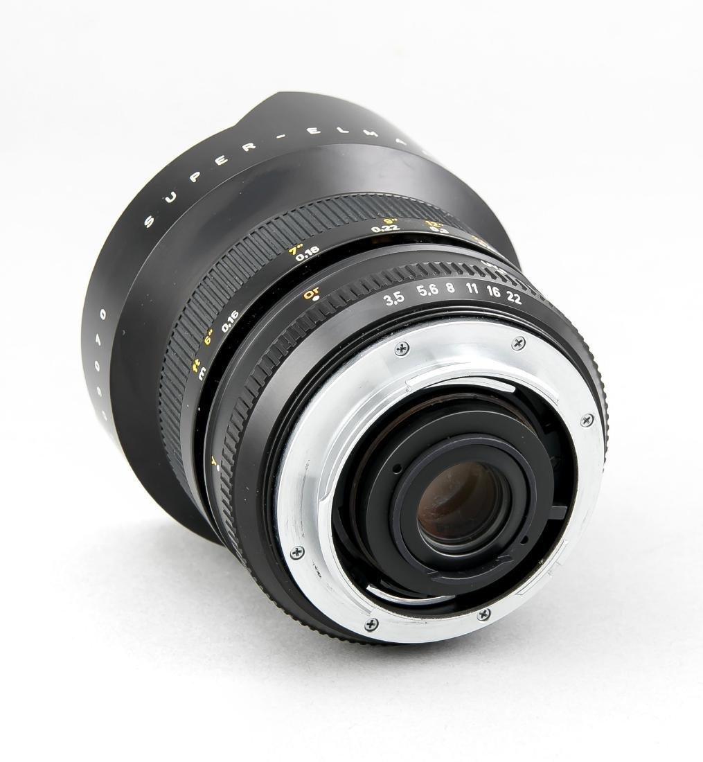 Leica super-Elmar-R 1:3.5/15 Weitwinkelobjektiv, - 4