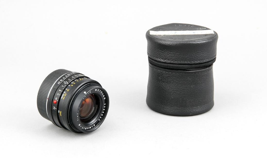 Leica Elmarit-R 1:2.8/28 Objektiv, 3368632, mit