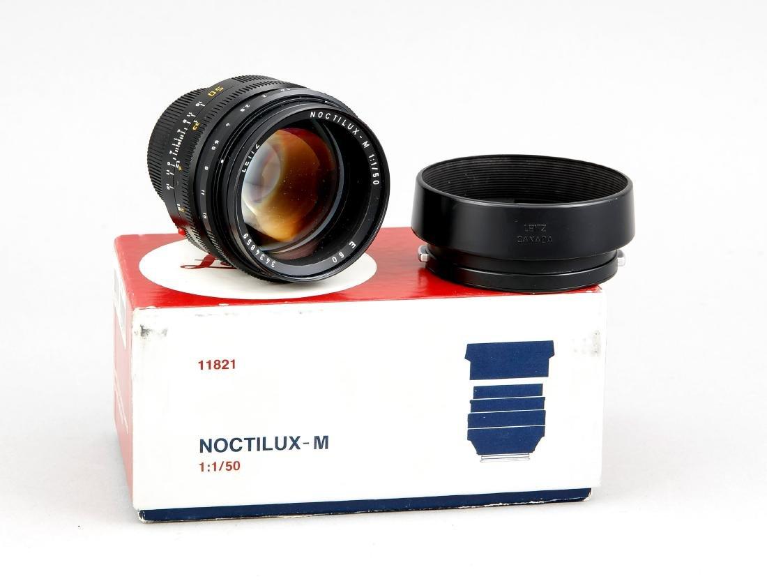 Leica Leitz Noctilux-M 1:1/50 E60, 3434859, 11821