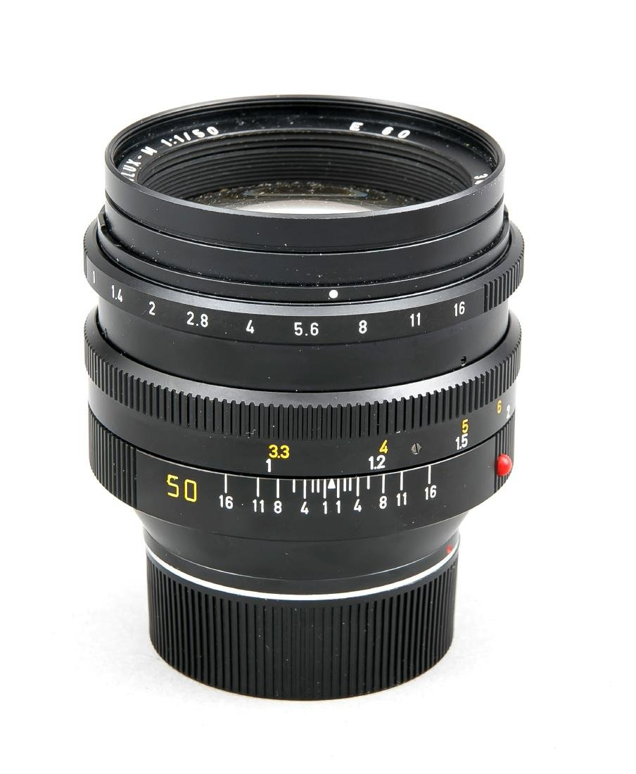Leica Leitz Noctilux-M 1:1/50 E60, 3434859, 11821 - 2
