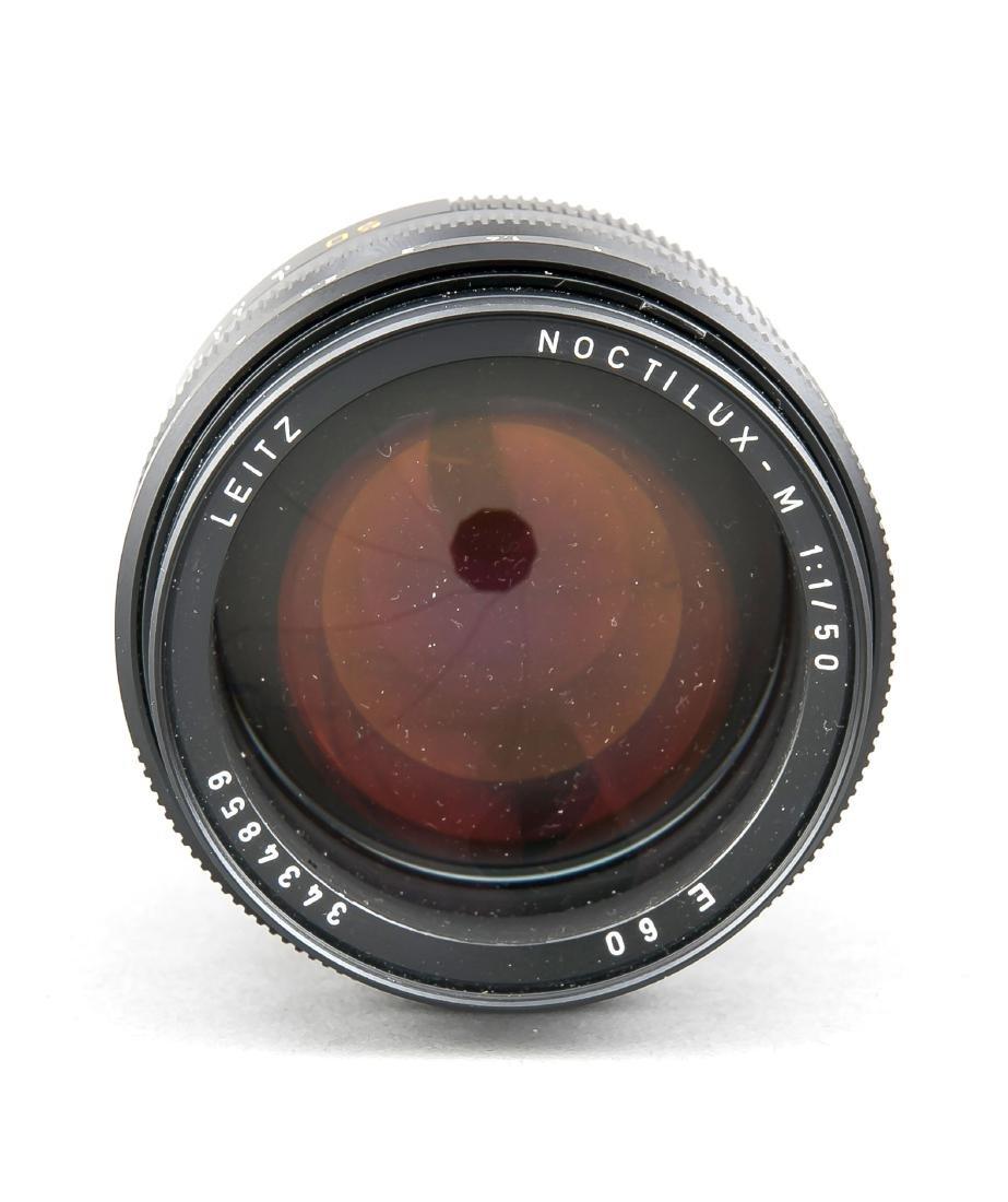 Leica Leitz Noctilux-M 1:1/50 E60, 3434859, 11821 - 3