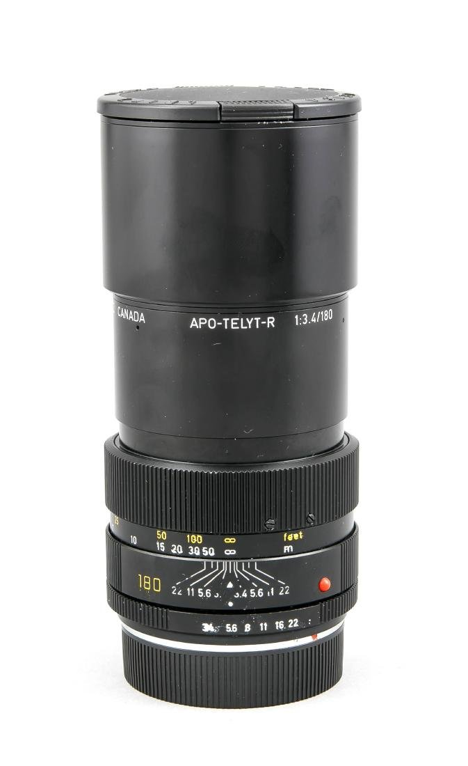 Leica APO-TELYT-R 1:3.4/180, 3156783, Objektiv, mit - 2