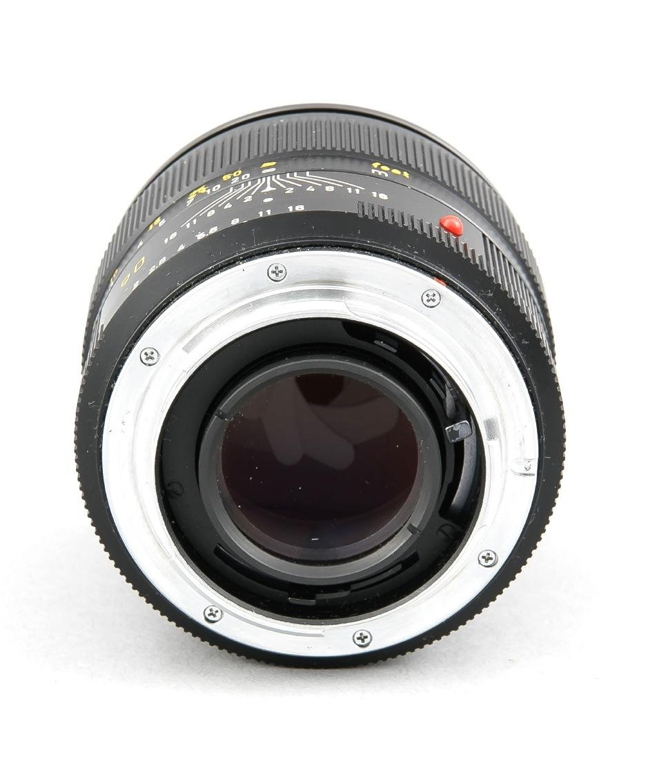 Leica Summicron-R 1:2/90 E55 Objektiv, 3427489, mit - 3