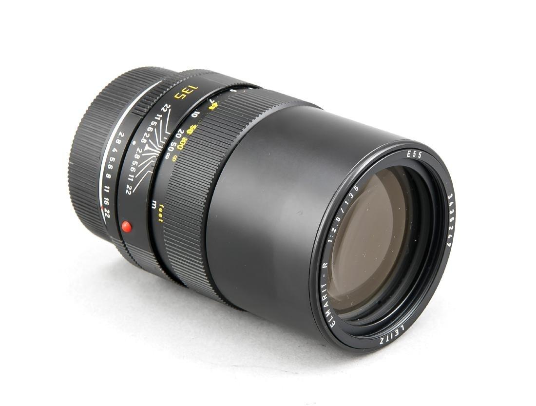 Leica Leitz Elmarit-R 1:2.8/135 E55, Objektiv, 3435247,