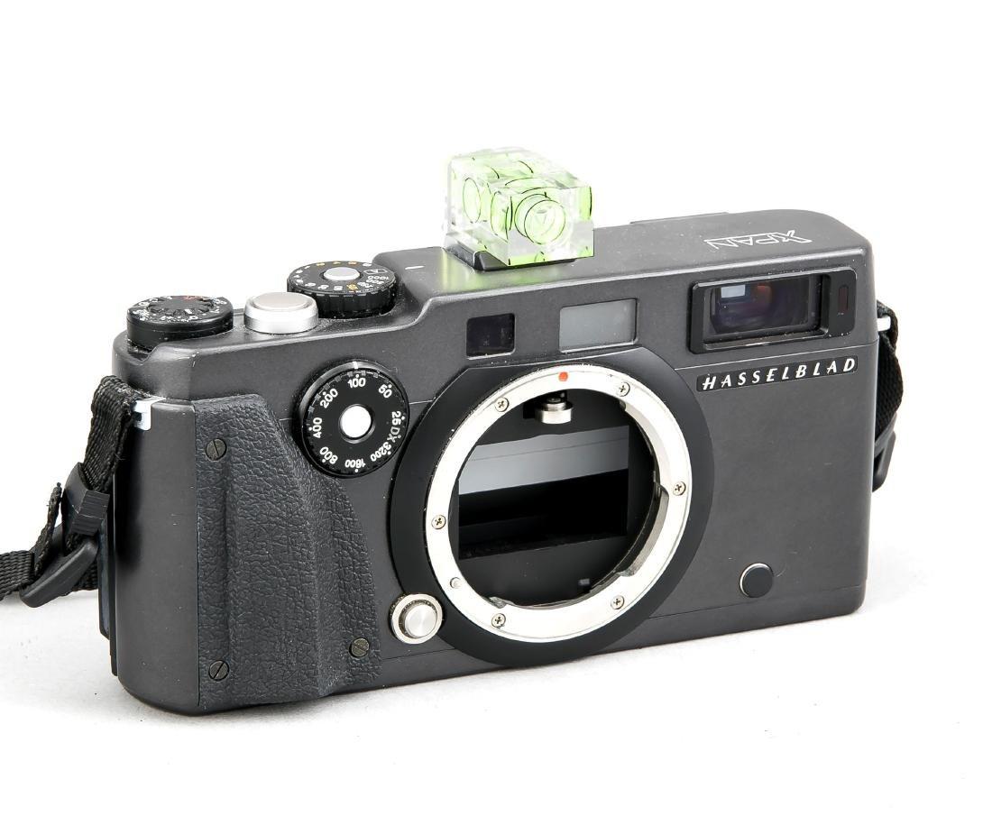 Hasselblad XPAN Kameragehäuse, schwarz, ohne Staubkappe