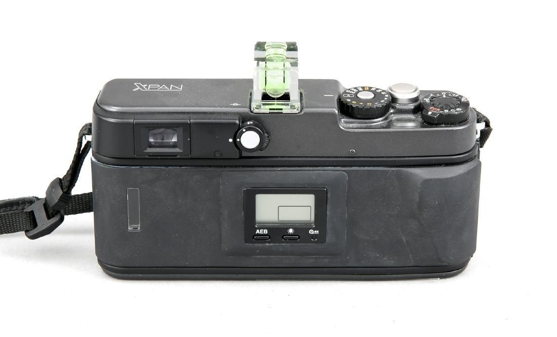 Hasselblad XPAN Kameragehäuse, schwarz, ohne Staubkappe - 2