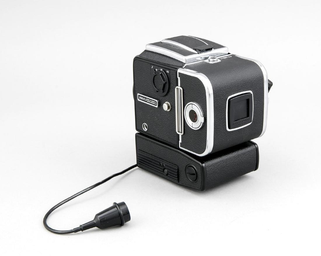 Hasselblad 500 ELX Mittelformatkamera mit A24 6x6 - 2