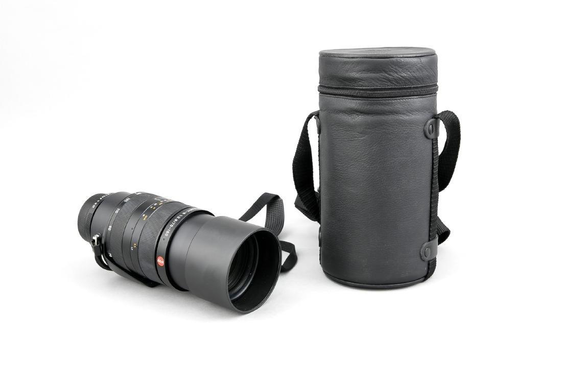 Leica Vario-Apo-Elmarit-R 1:2.8/70-180 E 77 Objektiv,