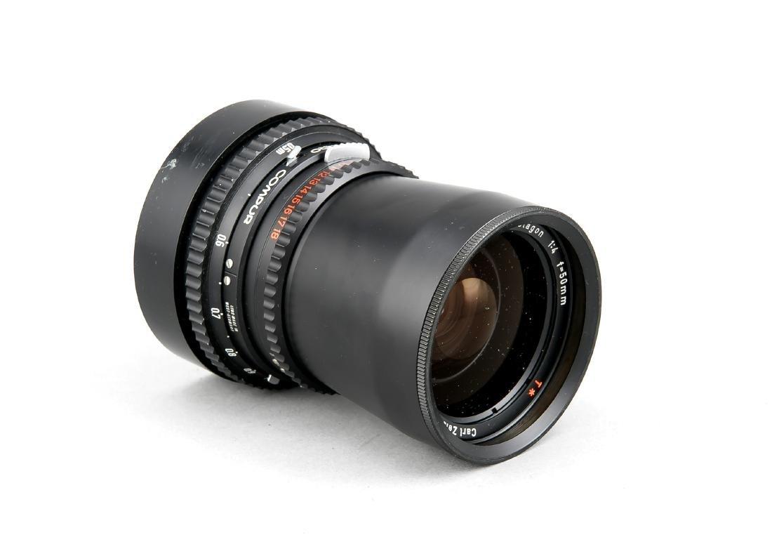 Hasselblad Objektiv Zeiss Distagon 1:4 f=50mm, T*,