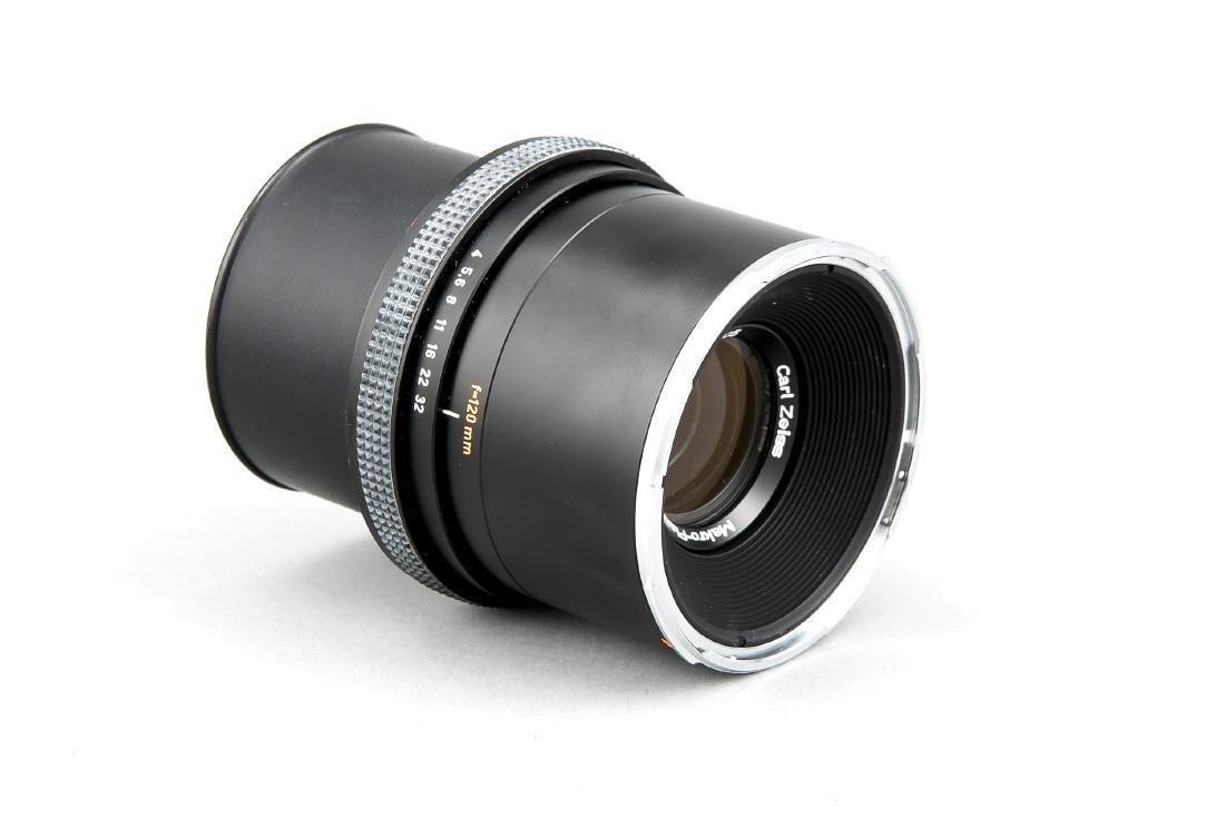 Rollei Carl Zeiss Makro-Planar 4/120 HFT Objektiv,