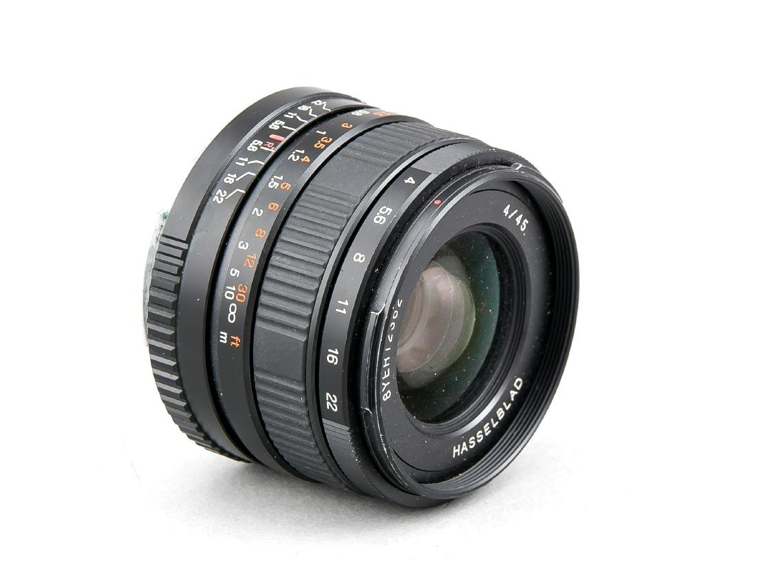 Hasselblad Xpan 4/45 8YER 12382 Objektiv, ohne Köcher