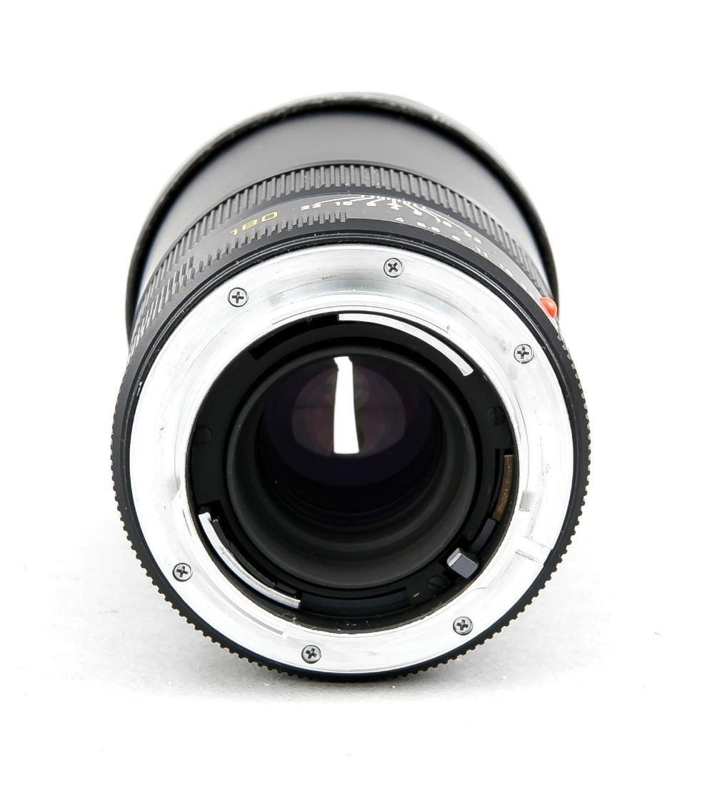 Leica Leitz Wetzlar Elmar-R 1:4/180, 2922801, vordere - 4