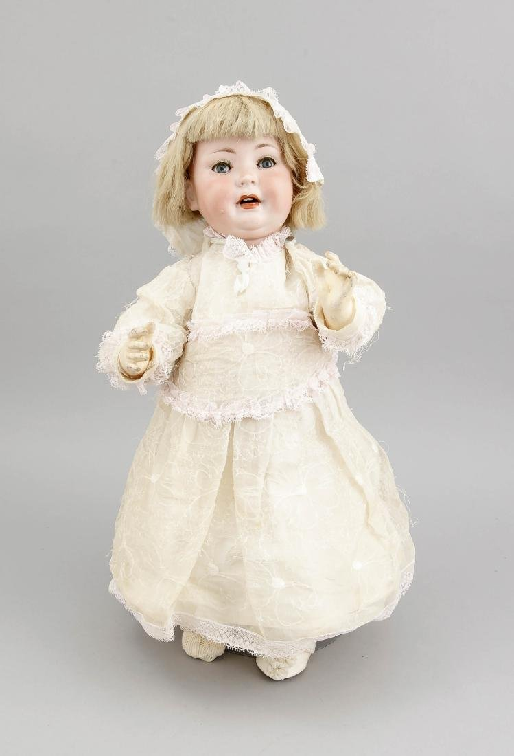 Porzellankopfpuppe, PM 914 Germania, L. 65 cm   German: