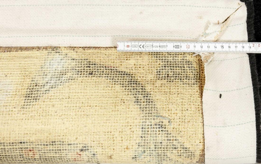 Teppich, sign. Caroste und Bonetti, 140 x 198 cm - 2