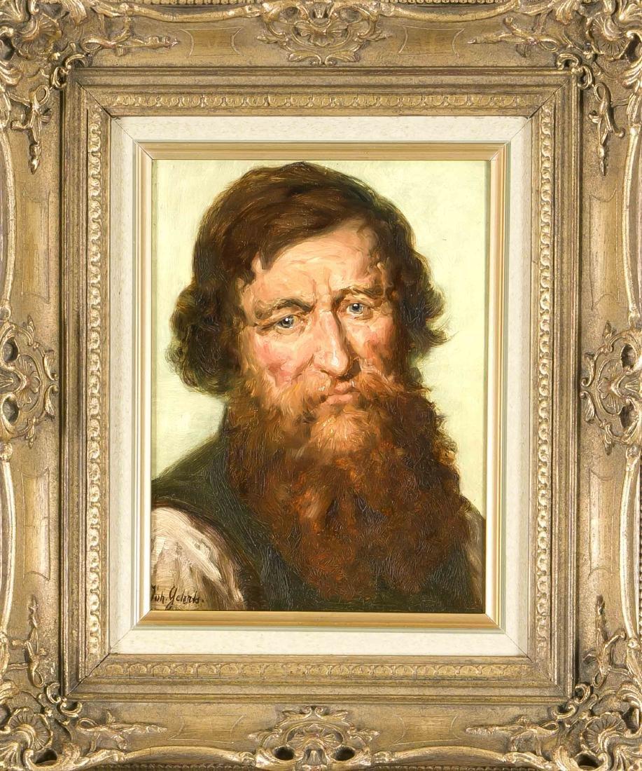 Johannes Gehrts (1854-1921), Düsseldorfer Maler,
