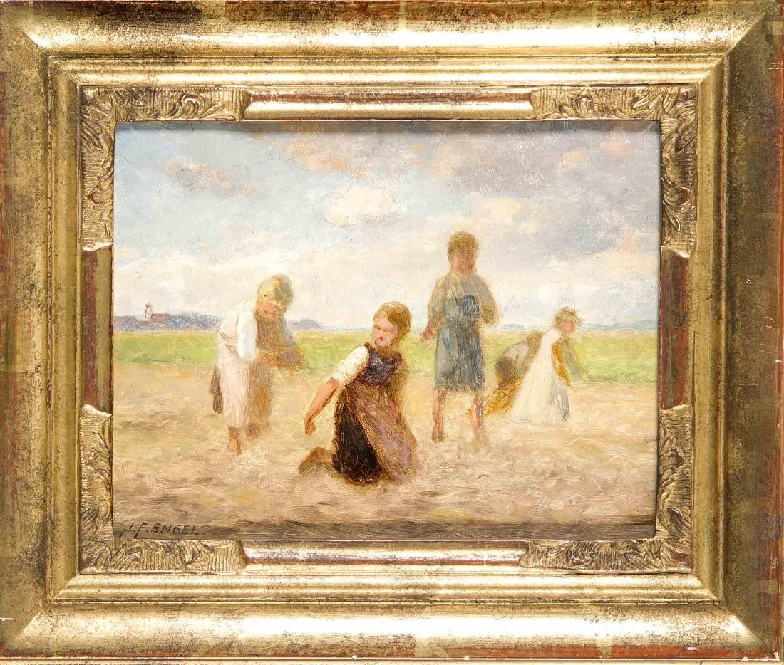 Johann Friedrich Engel (1844-1921), Maler in München