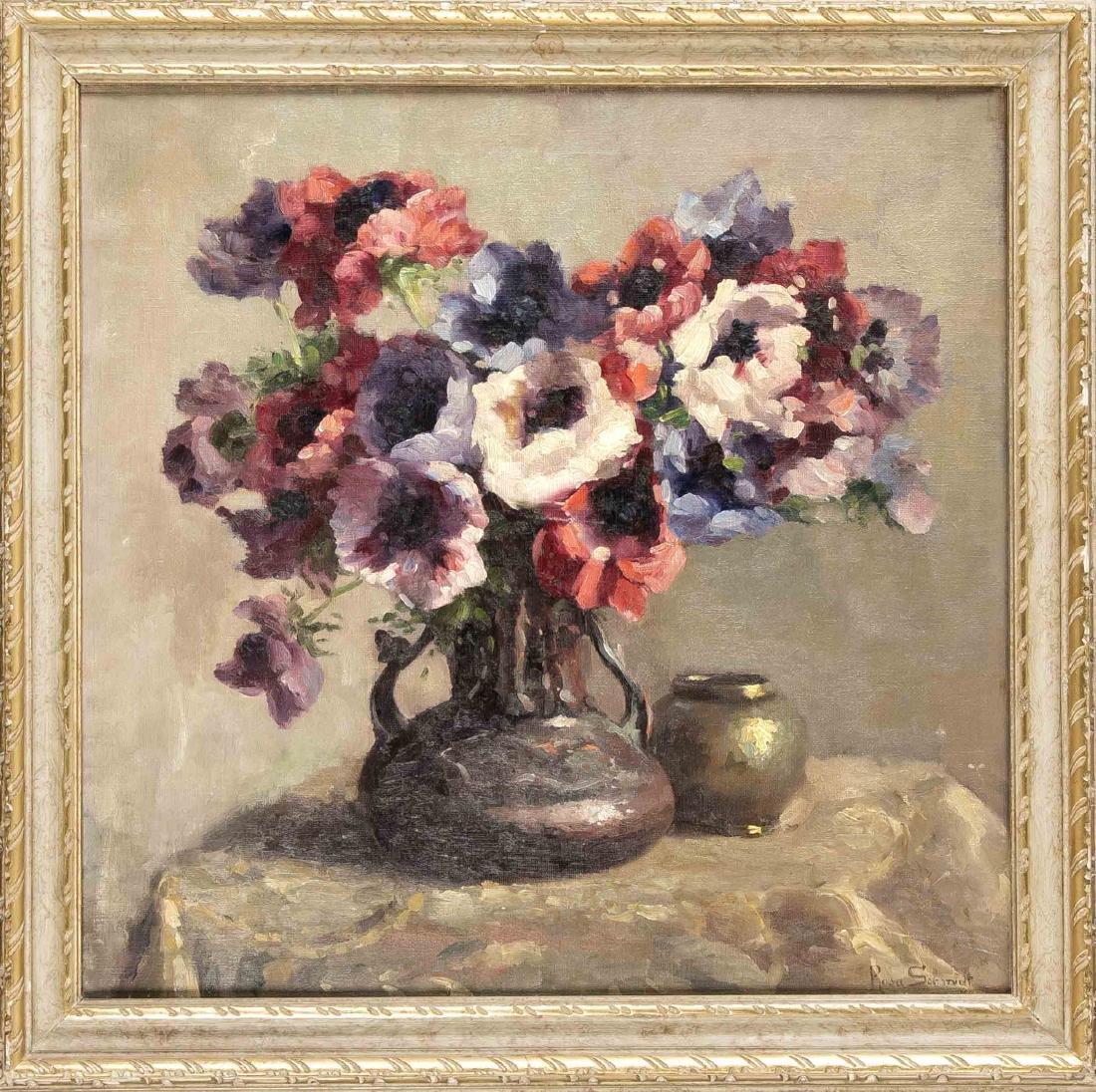 Rosa Schmidt (1880-?), in Triest ansässige Landschafts-
