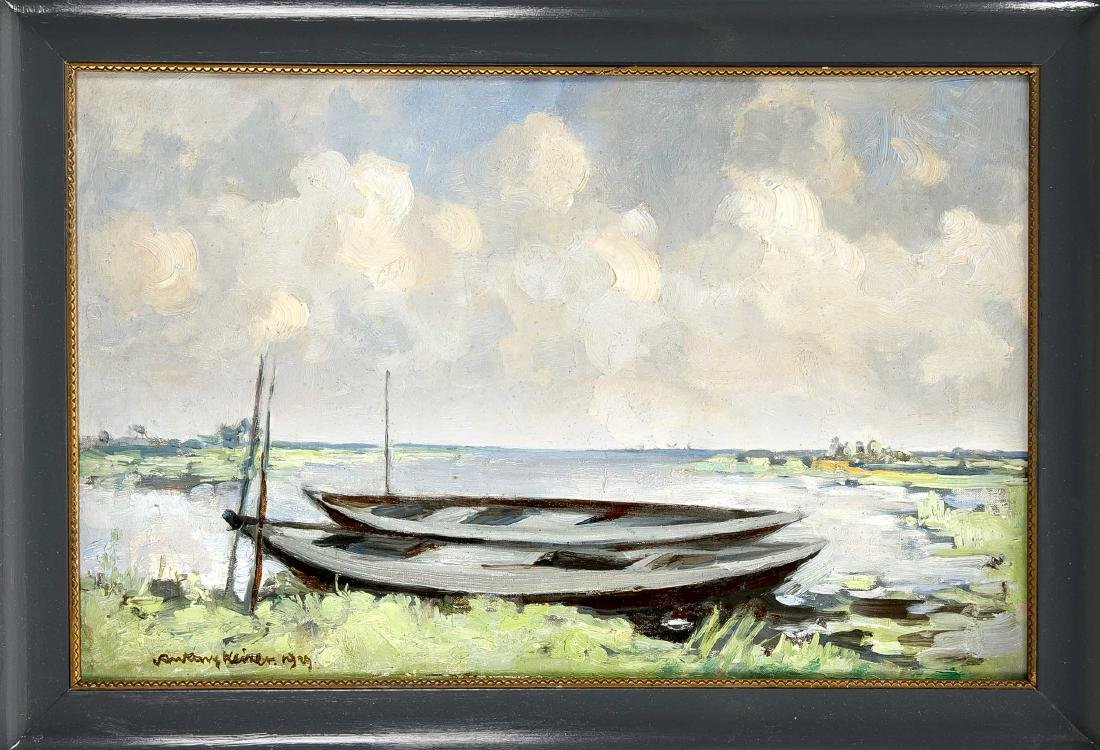 Anthony Keizer (1897-1961), Dutch painter from Meppel,