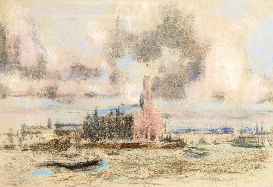 Erich Kips (1869-c.1945), Berlin painter a.