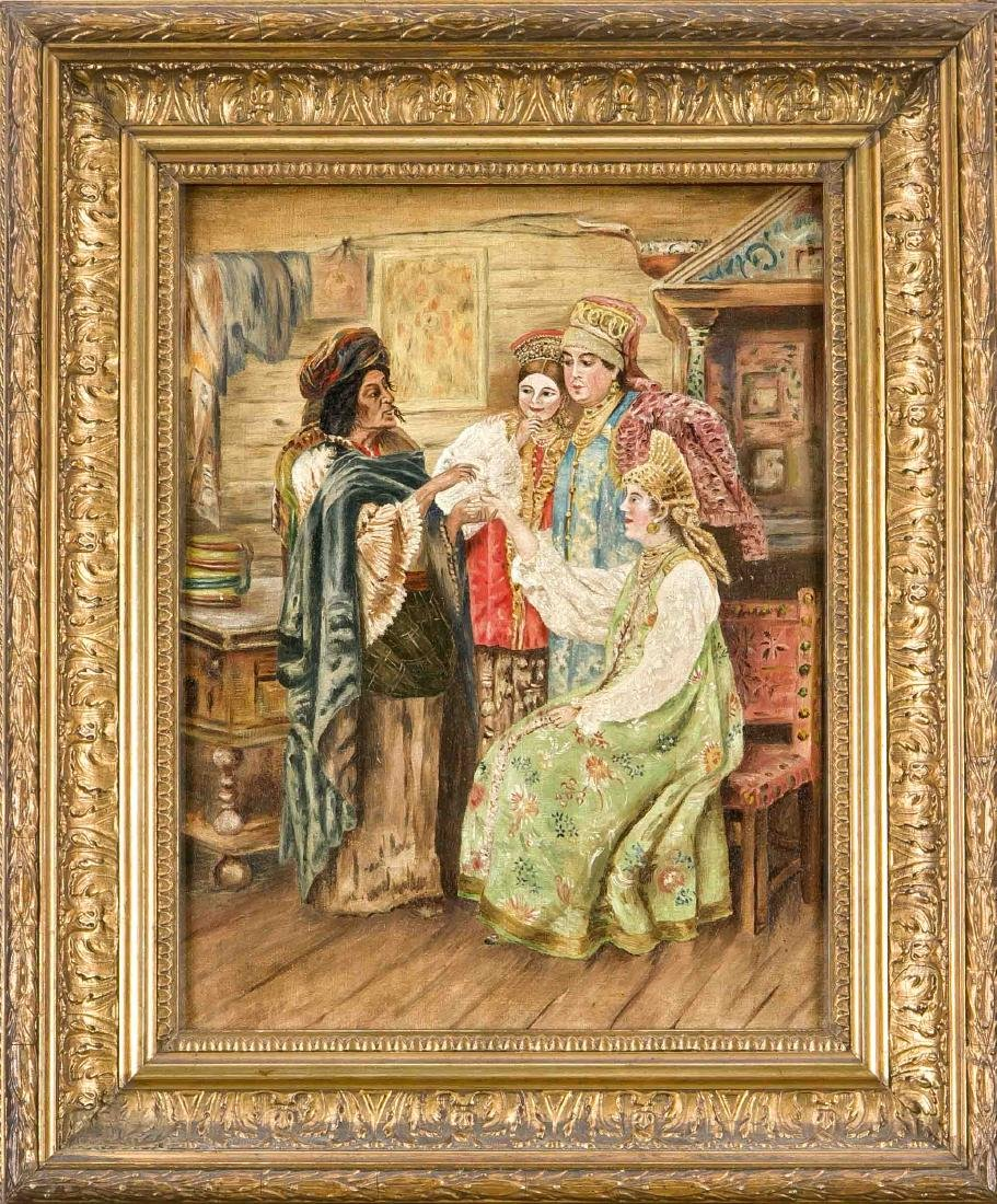 Konstantin Egorovich Makovsky (1839-1915), copy after,