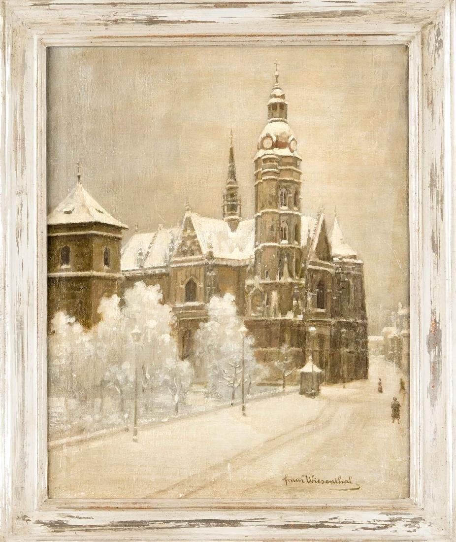 Franz Wiesenthal (1856-1938), Hungarian genre painter,
