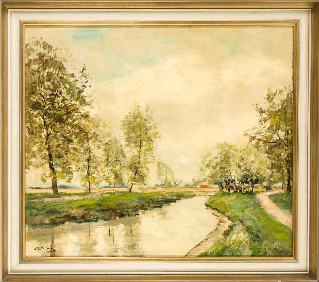 Richard Falkenberg (1875-1948), Maler der Düsseldorfer
