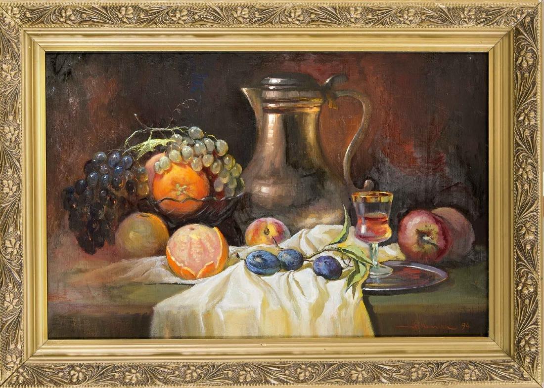 K. N. Tchepigi, Ukrainian painter 2nd half of the 20th