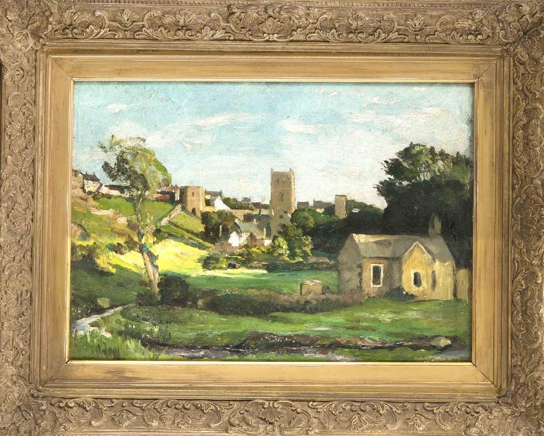 F.H.S. Shepherd (1877-1948), British landscape painter,