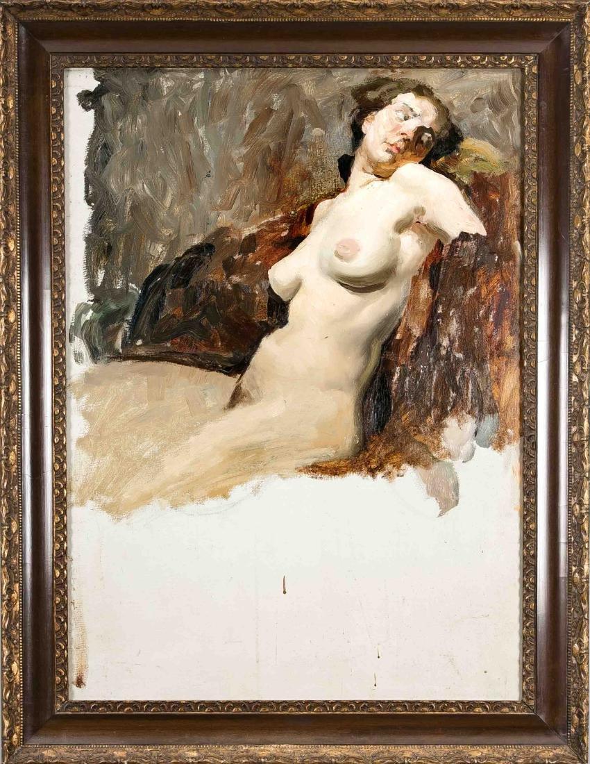 Erich Kips (1869-1945), Berliner Maler, studierte an