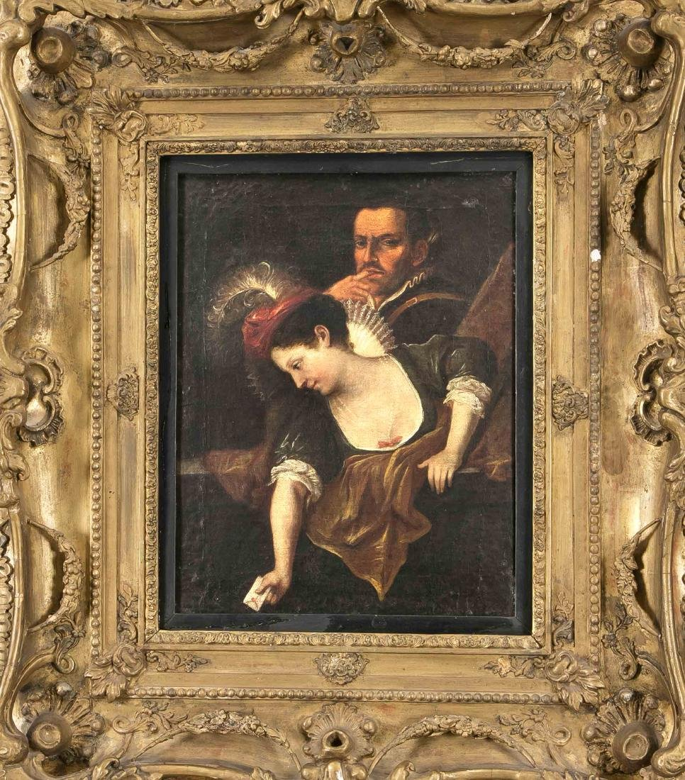 Anonymous painter of the 17th century, allegorical