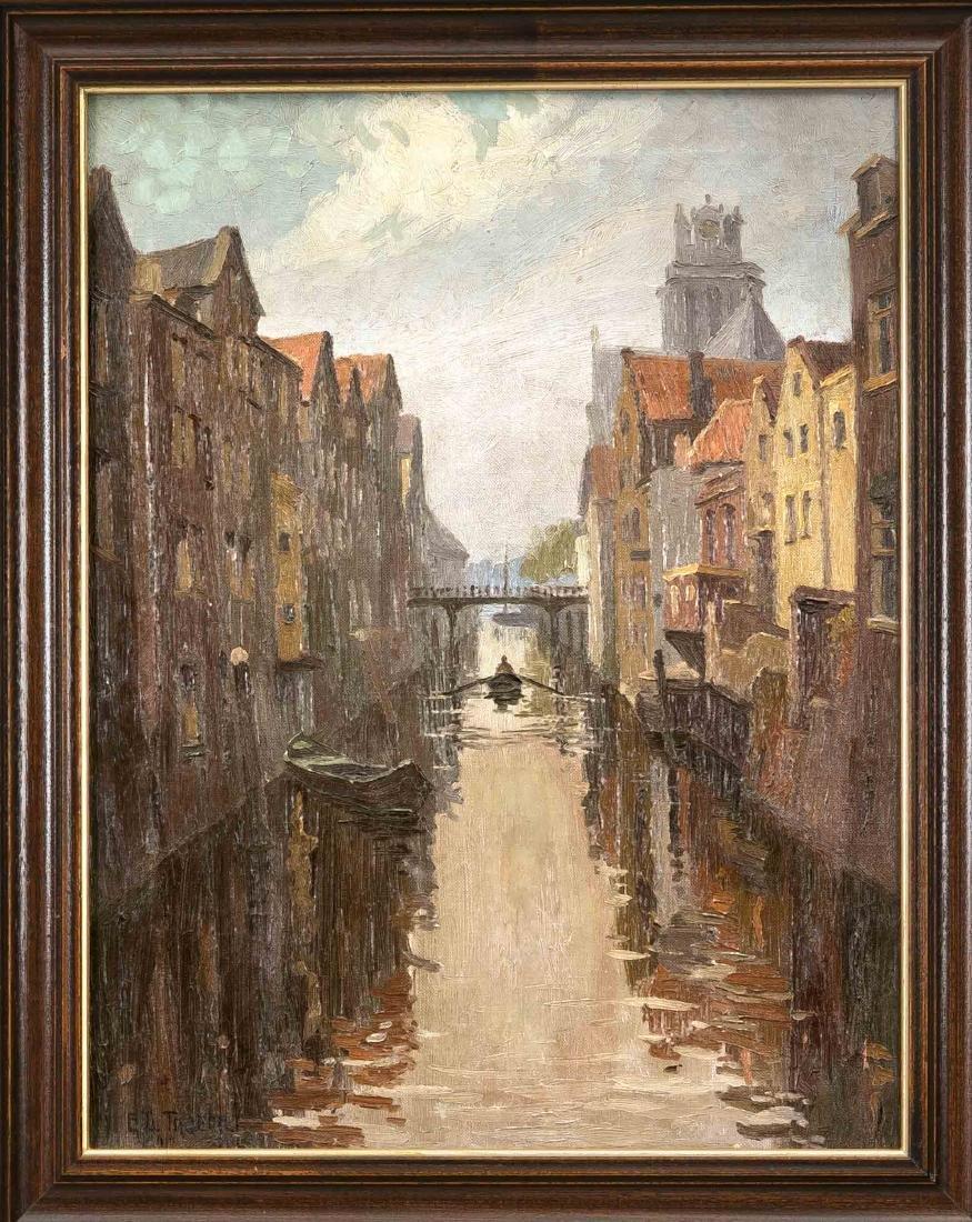 Emil Otto Thaetner (1888-?), in Frankfurt a/M geb.