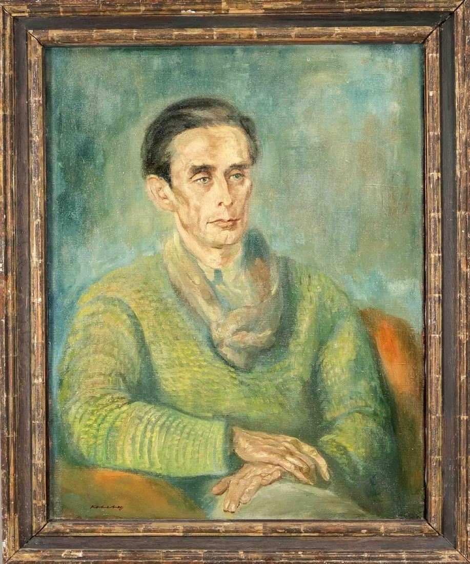 Wilhelm Kohlhoff (1893-1971), Berlin painter, graphic