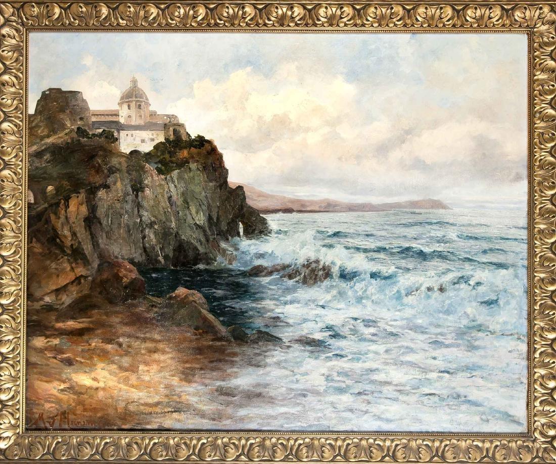 Margarethe von Heinemann (1856-?), Painter from