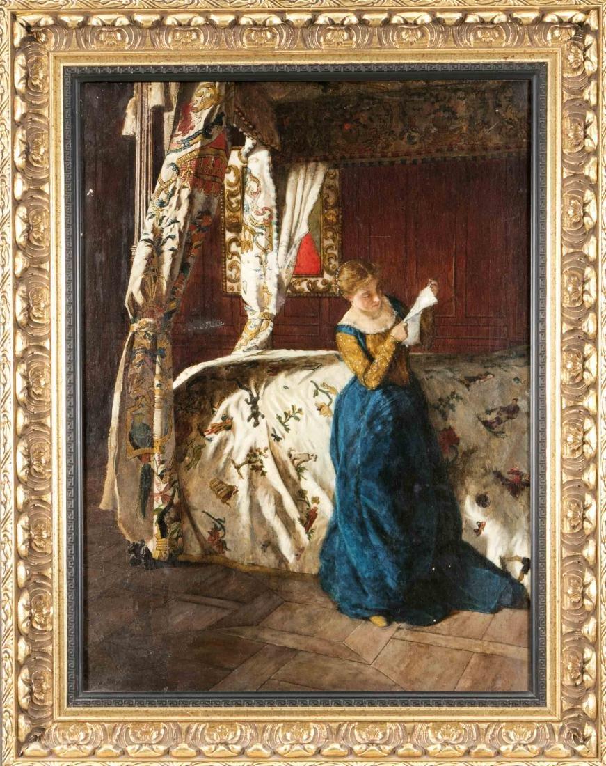 Johannes du Burck (1808-1888), Dutch painter from
