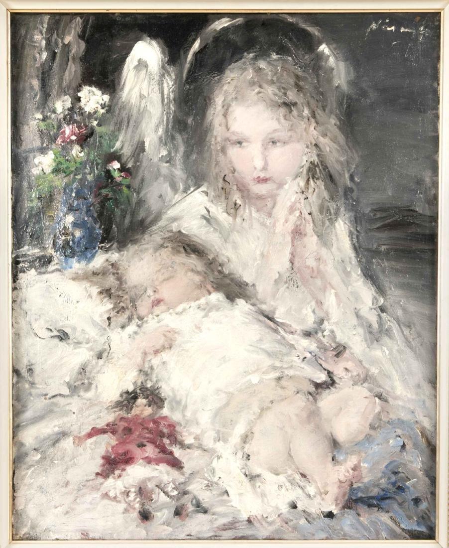 Aurel Naray (1883-1954), Hungarian painter of